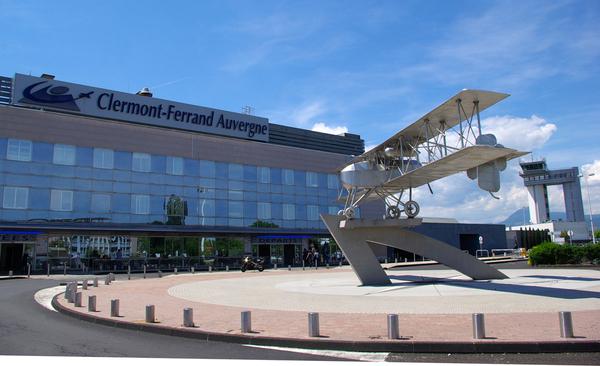 Aéroport Clermont-Ferrand